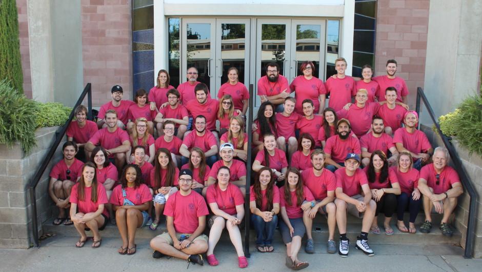 2015 Summer Staff