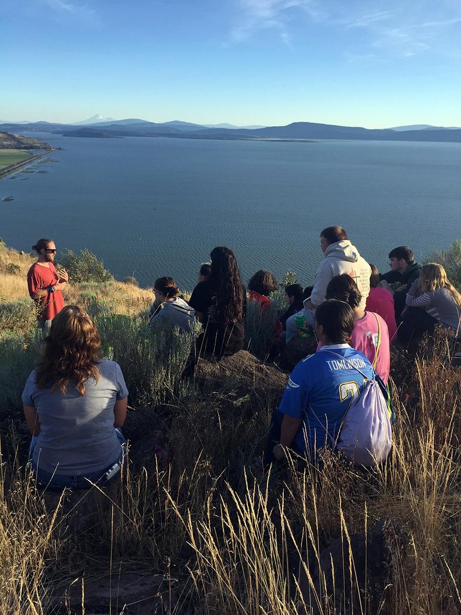 Chiloquin Oregon Sierra Service Project