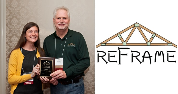 SSP Wins National Best Practice Award at ReFrame Conference