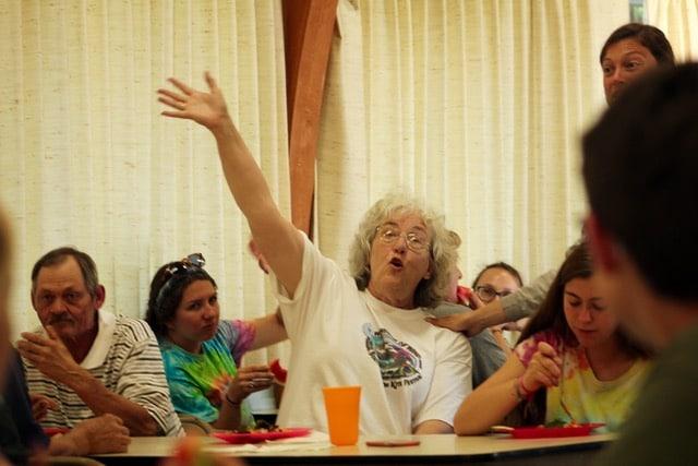 Pastor Pamela Coy