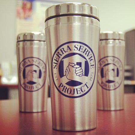 SSP travel mug