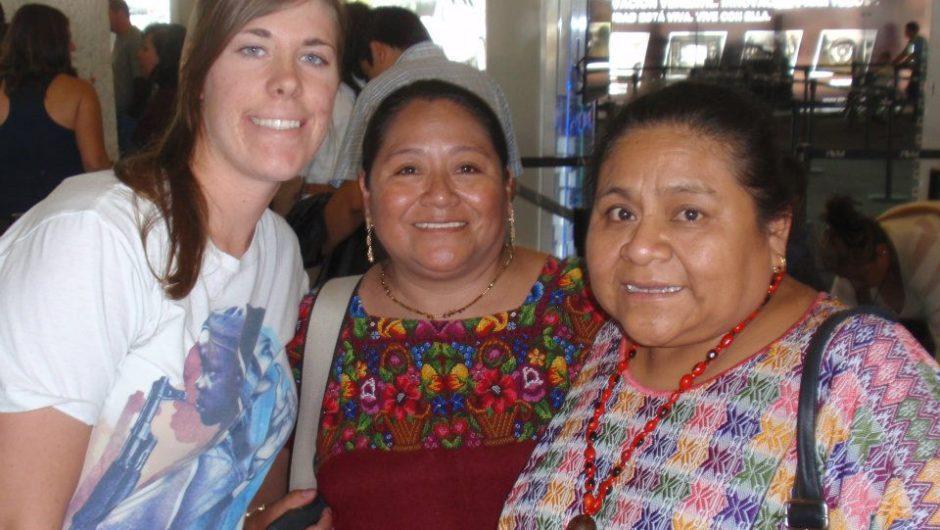 Staff Alumni Teaching in Colombia
