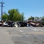 San Diego Canyonlands Trash
