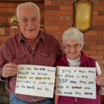 Robert and Frances BarnesSSP e