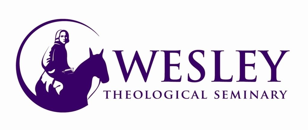 Wesley logo purple