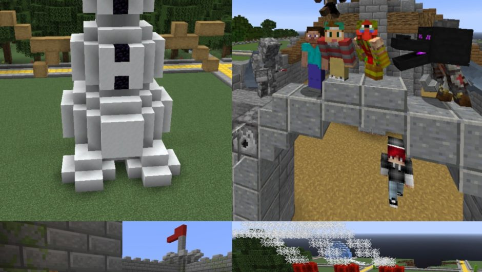 SSP Adventures: Minecraft Build Battles